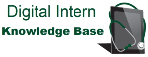 Digital Intern Knowledge Base